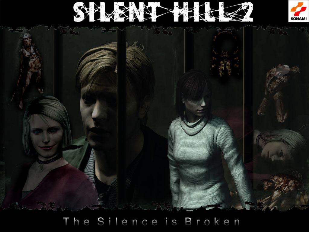 Silent Hill Juegos De Horror Silent Hill 2 Silent Hill