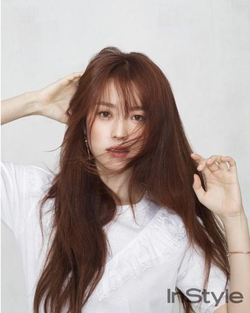 Han Hyo Joo Chosen For August 2016 Cover Of InStyle