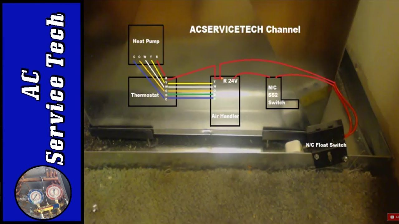 Hvac Installation Training Basics For Condensate Safety Switches Low Voltage Wiring Drain Trap Youtube In 2020 Hvac Installation Safety Switch Hvac