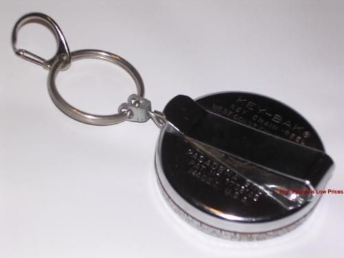 Keys On Carabiner