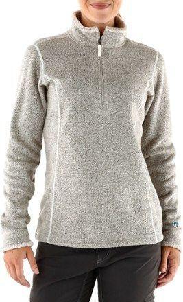 f357f4d1511 KUHL Women s Alyssa Quarter-Zip Fleece Sweater