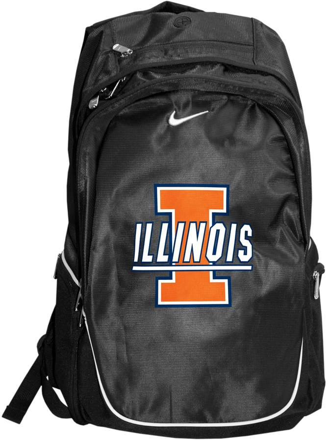 f2085ba363 Nike Illinois Fighting Illini Backpack in 2018