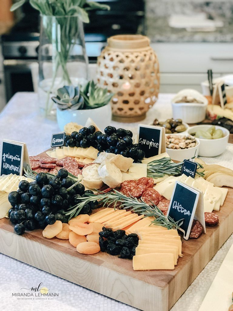DIY CHARCUTERIE BOARD ALDI STYLE Cheese platters