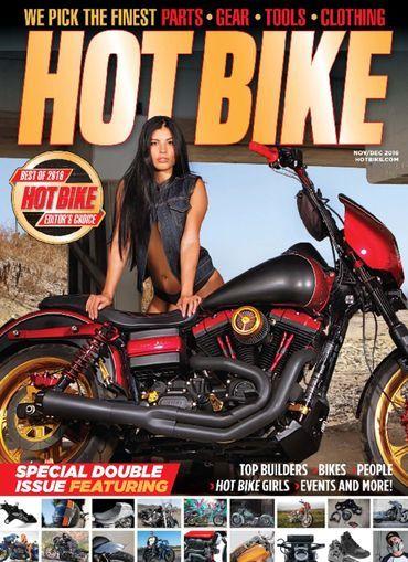Pin By Nerdygeek On Magazine Covers Hot Bikes Bike Magazine Bike