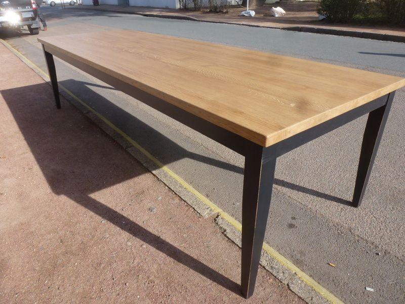 Table De Ferme Table De Ferme Table Table Bois