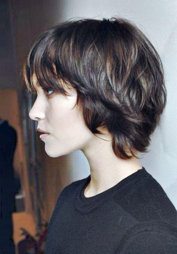 Hermosos Cortes De Cabello Pixie Largos Cabello Hair Short Hair
