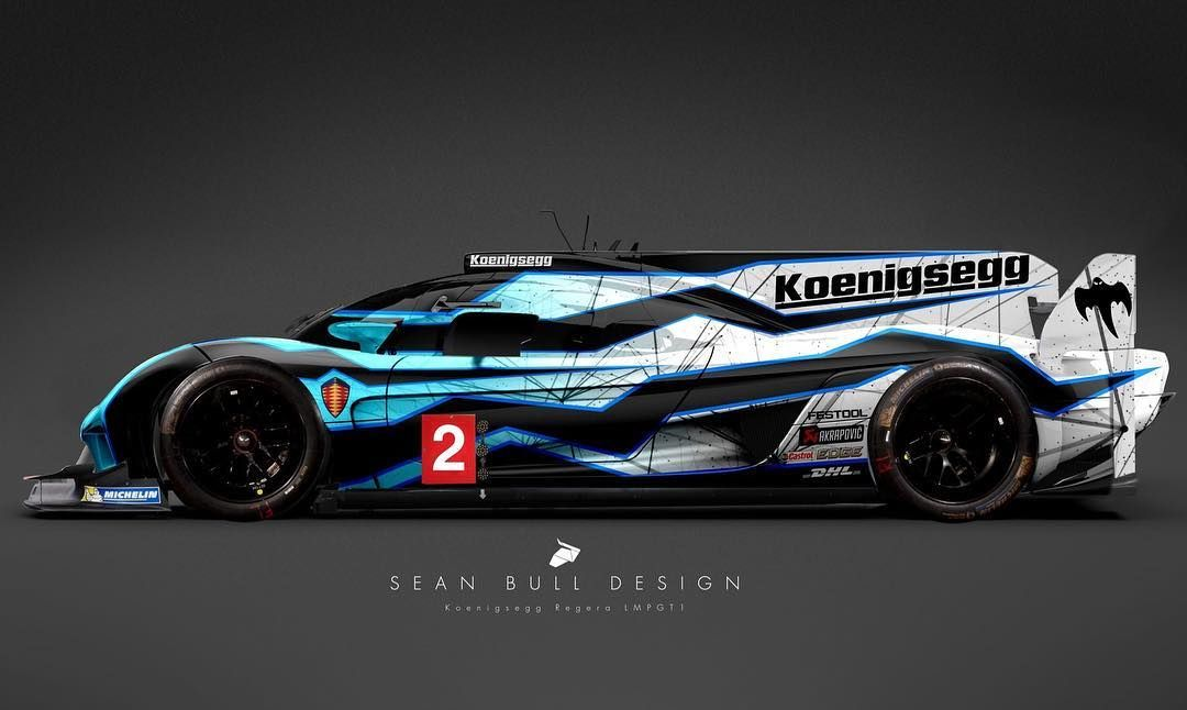 Koenigsegg Regera Lmp Gt1 2020 Wec Concept Is This The Sort Of Car Styling We Will See In The New Le Mans Regs A Mix Of Road Car Styli Koenigsegg Car Art
