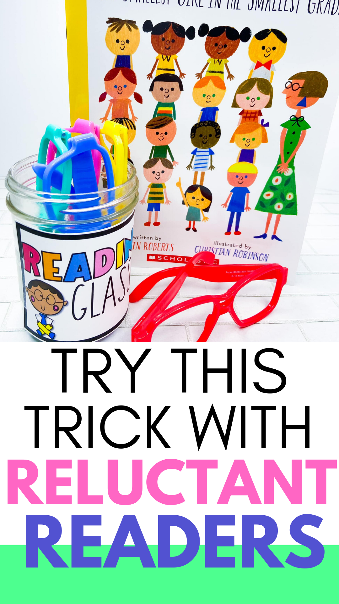 One Little Trick That Will Motivate Even Reluctant Readers