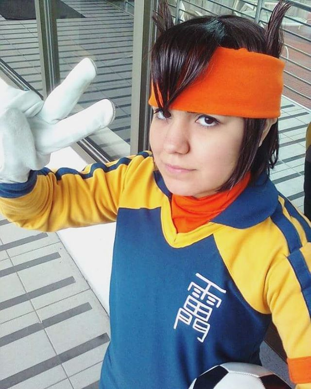 Anime · Endou Mamoru - Mango #inazumacosplay #inazumaeleven #endou #cosplay  ...