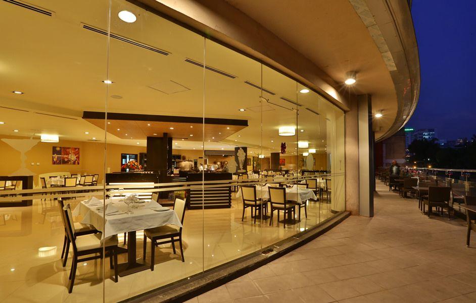 Gusto restaurant, addis abeba, design by MArchi