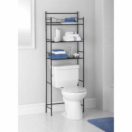 Home Bathroom Storage Toilet Shelves Bathroom Accessories