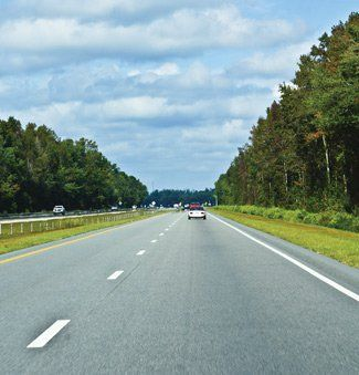 Over 3 5 Million Approved For Roads Services In Region Aggressive Driving Road Places