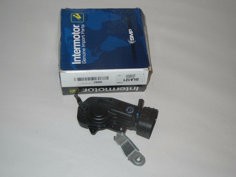 Standard Motor Products Dla 121 Door Lock Actuator Front Left Things To Sell Parts And Accessories Actuator