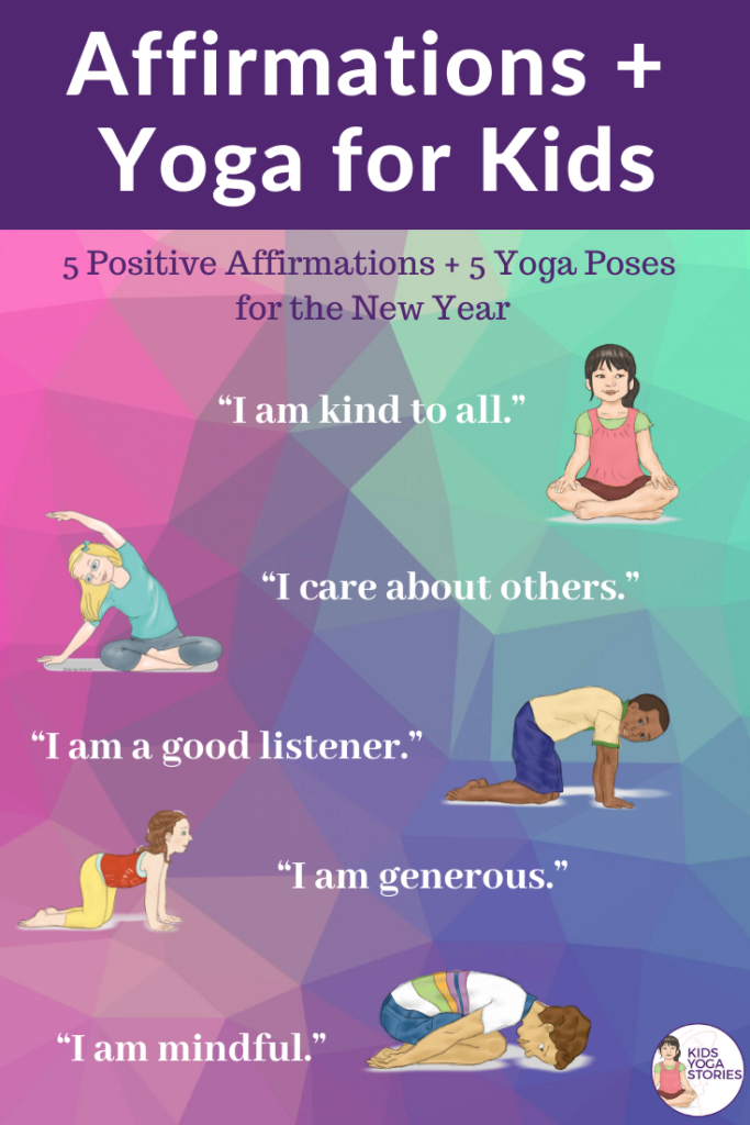 49++ Yoga affirmations for kids ideas