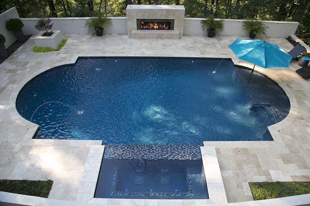 Custom Pool Builder Spring Tx Magnolia