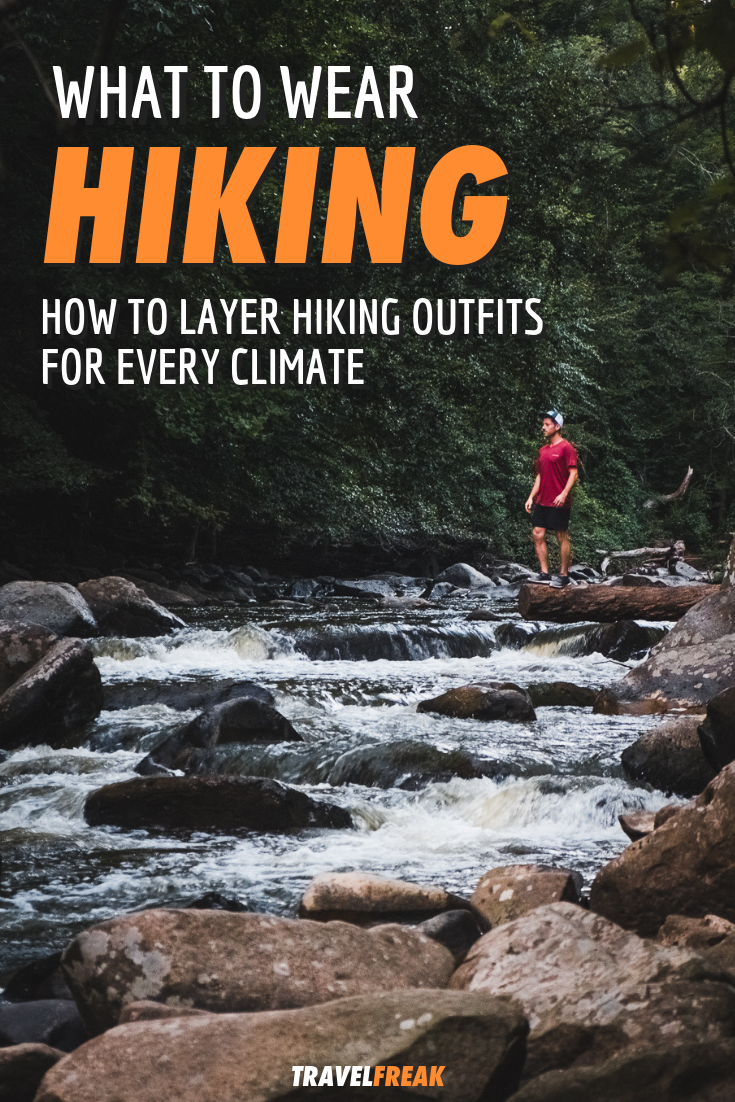 9d052c5424fb Layering your clothes effectively is the key to the perfect hiking outfit  with maximum versatility. Learn tips and tricks ...