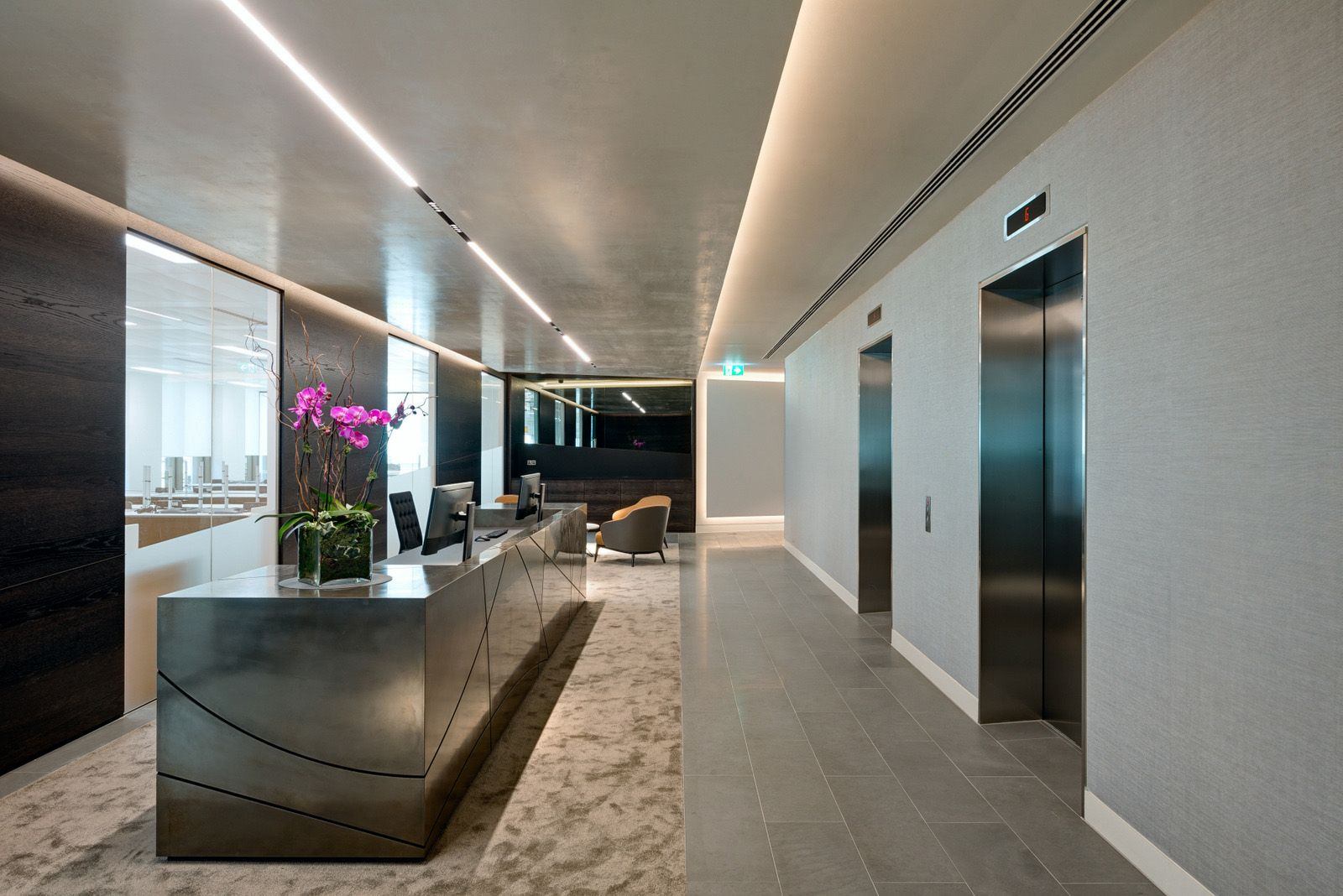 Hedge fund offices london 1