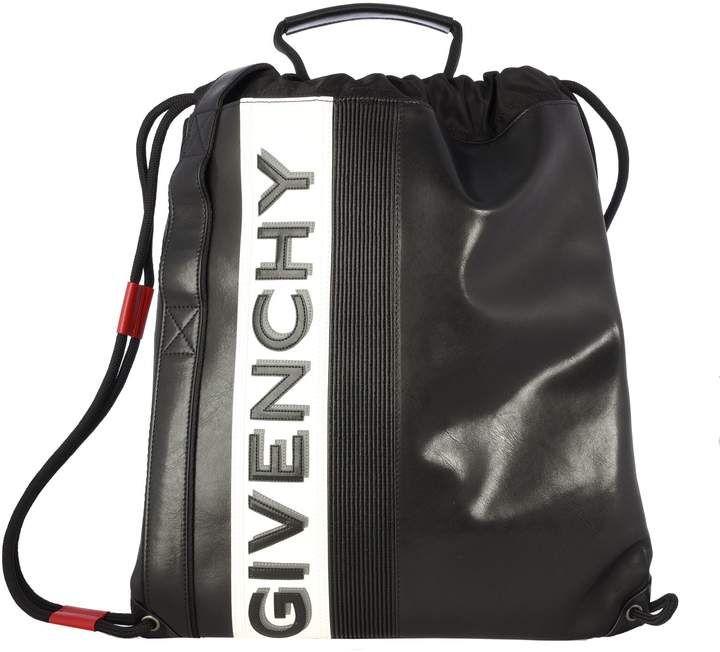 6c0568da97b335 Givenchy Mc3 - Drawstring Bag/moto in 2019 | Products | Givenchy ...