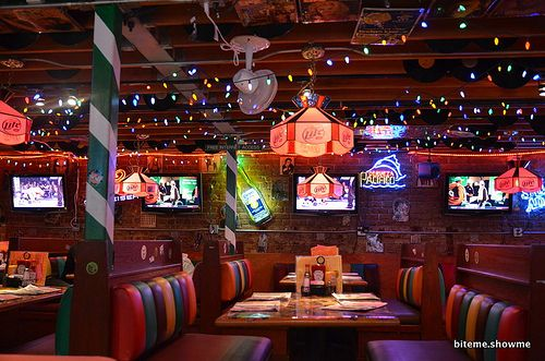 Barney S Y With Its Good Food Quirky Decor Tons Of Tvs Is The Perfect Place To Catch A