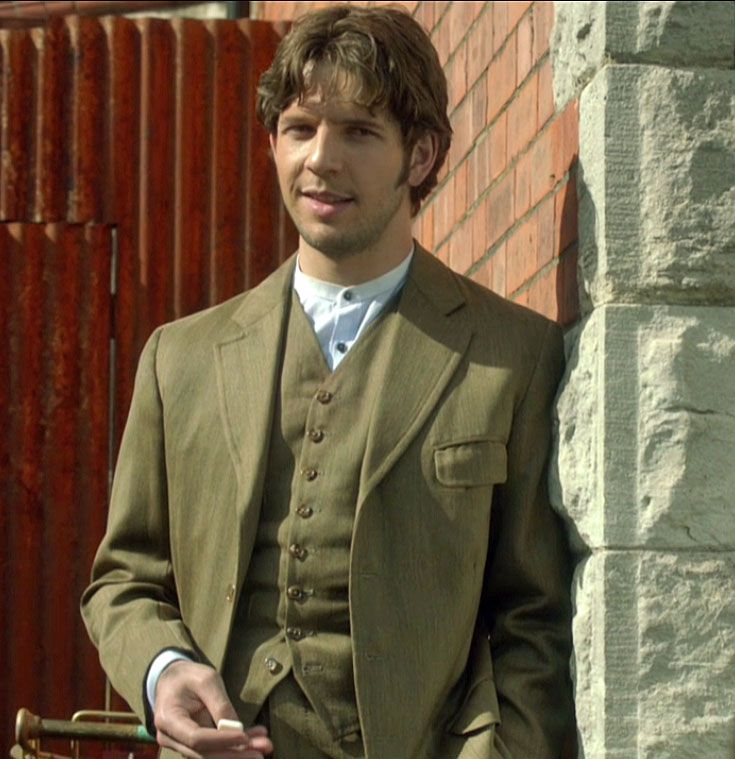 damien molony interview