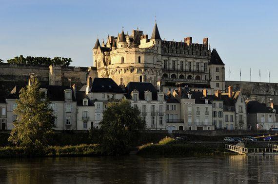 Amboise (castillo de Amboise: ruta de los castillo del Loira) http://maleta-en-mano.blogspot.com.es/2014/09/ruta-de-los-castillos-del-loira.html