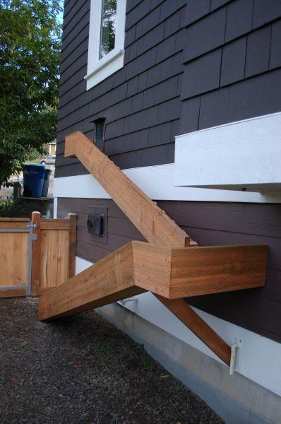 Doggie door and ramp this is the best idea ever except the for Best weatherproof dog door