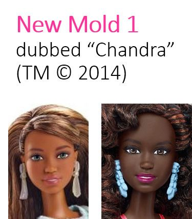 Fashionistas Mold - New Mold 1 | by Willyssa