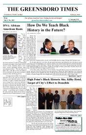 Greensboro Times February 2014 Edition