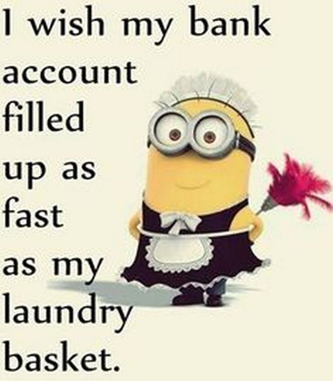Cute Laundry Quotes Mesmerizing San Diego Funny Minions 011253 Pm Saturday 07 May 2016 Pdt Decorating Design