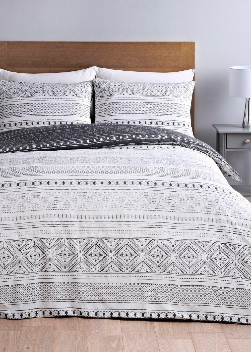 Aztec Print Duvet Cover Bedding Sets Bed Linen Design Luxury