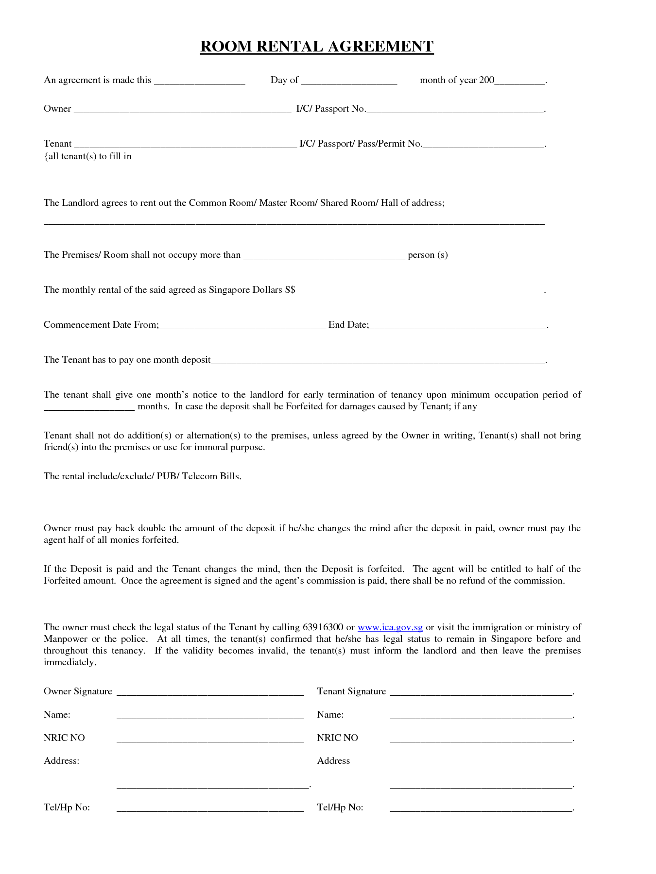 New Simple Rental Application Form Xls Xlsformat Xlstemplates Xlstemplate Room Rental Agreement Rental Agreement Templates Rental Application