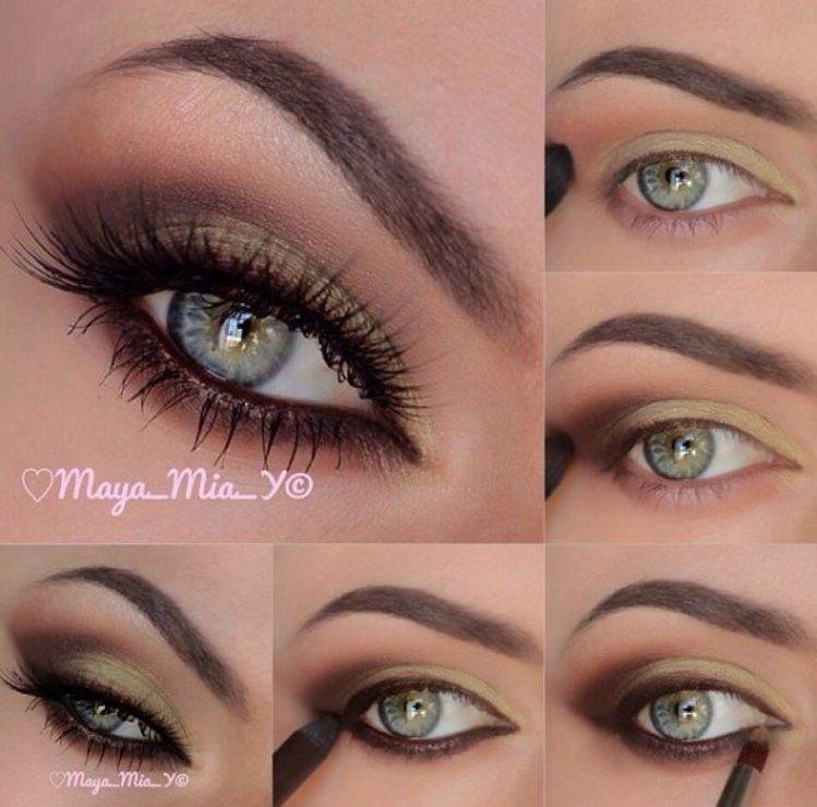 Piękne kocie oczy