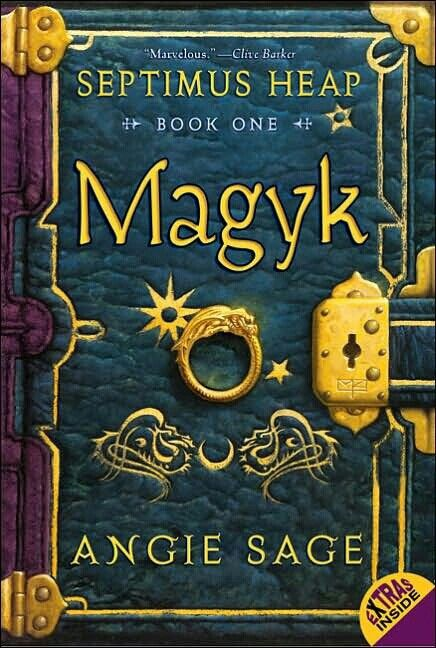 My book : Magyk tome 1