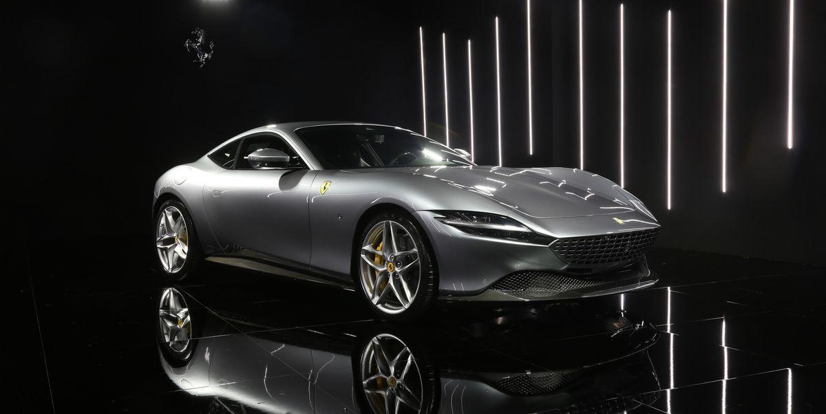 2020 Ferrari Roma What We Know So Far Newferrari Review Pricing