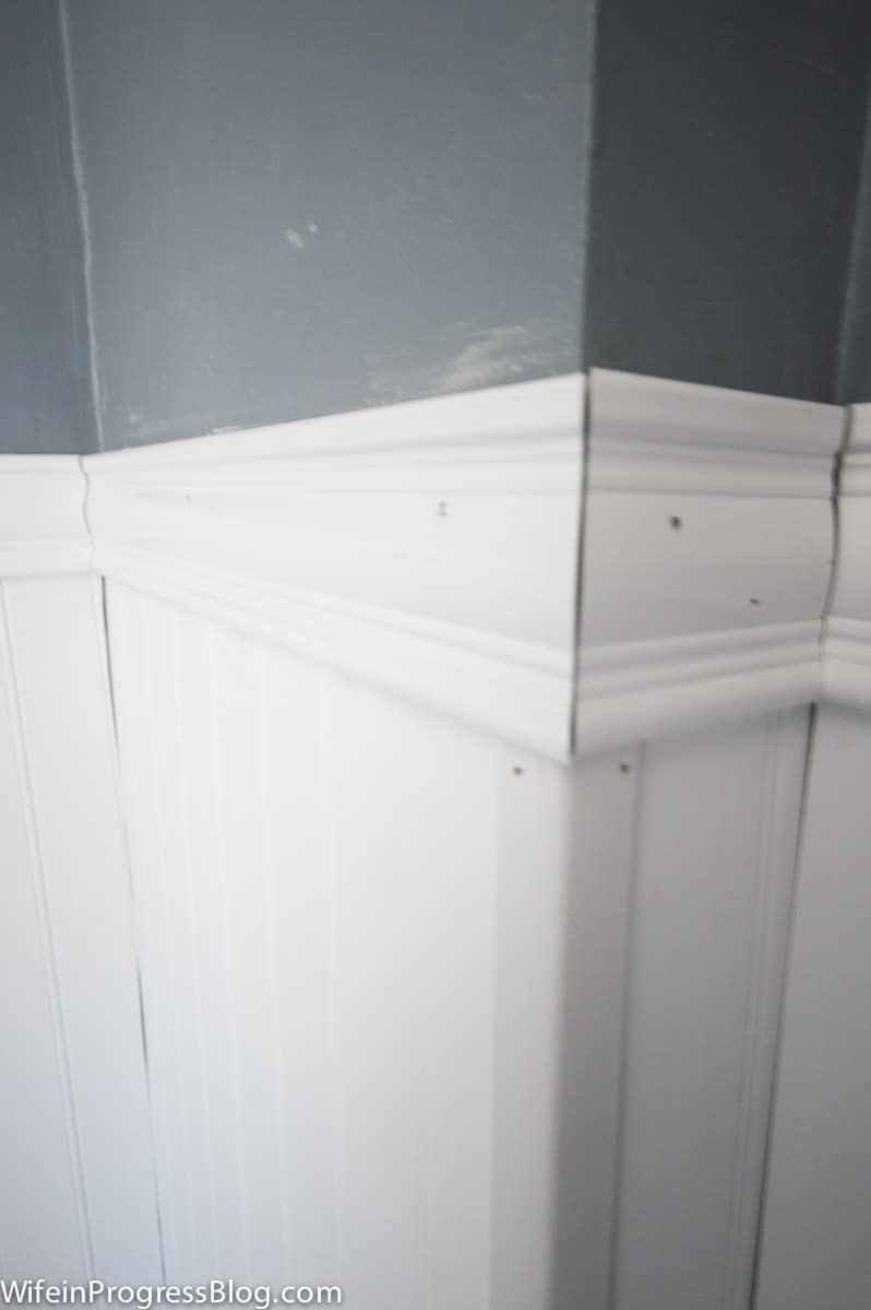 Beadboard in a bathroom how to install your own in an