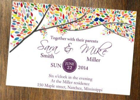 Wedding card original design :)  www.dasq.mobi