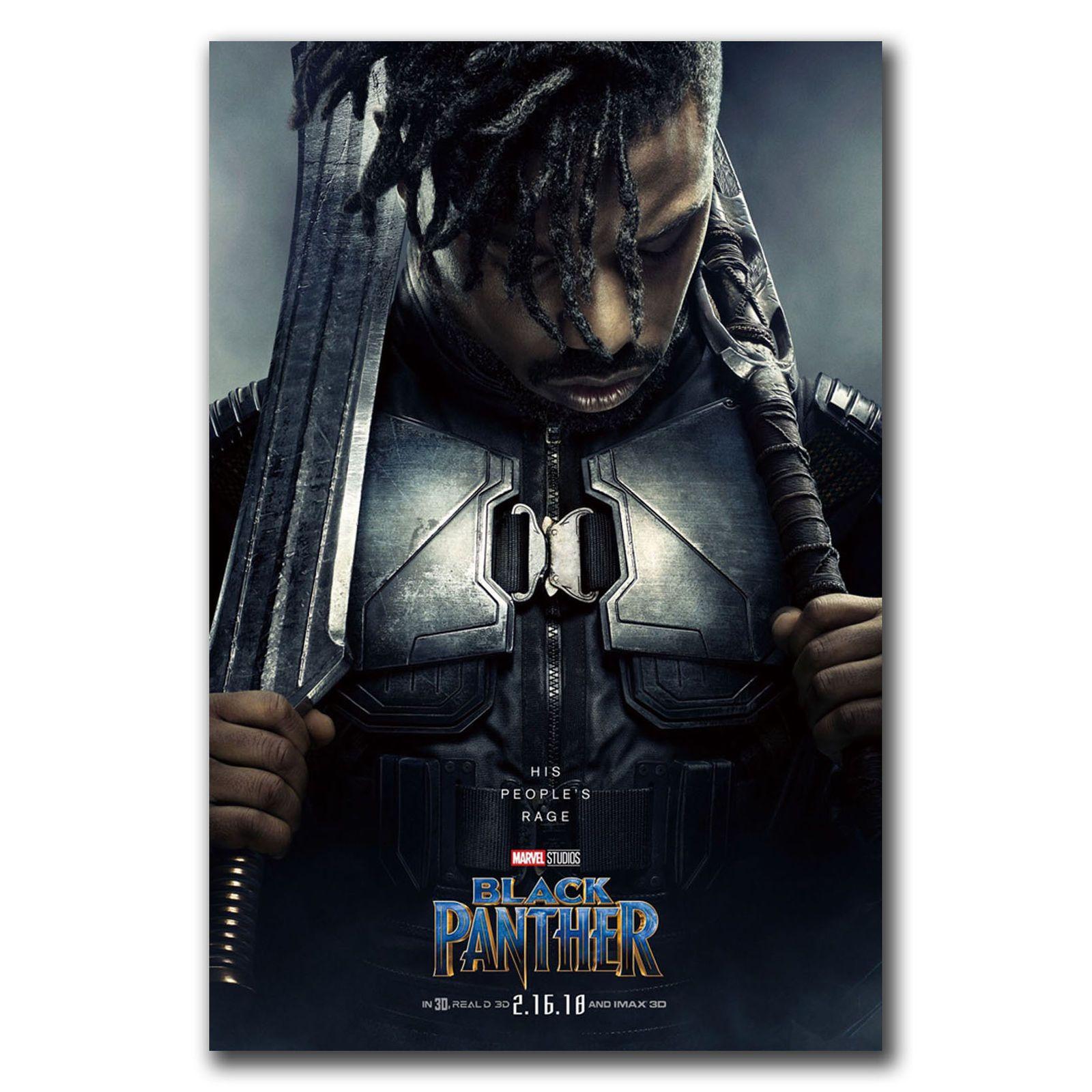 455 e2839 art black panther dc marvel movie 2018