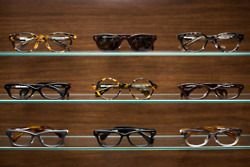Nackymade, custom glasses from Kobe, trunk show May 25 + 26