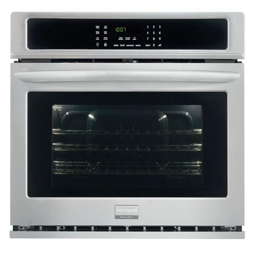 Never Ruin Dinner Again These Electric Wall Ovens Offer Perfect Cooking Every Time Electric Wall Oven Single Electric Oven Wall Oven