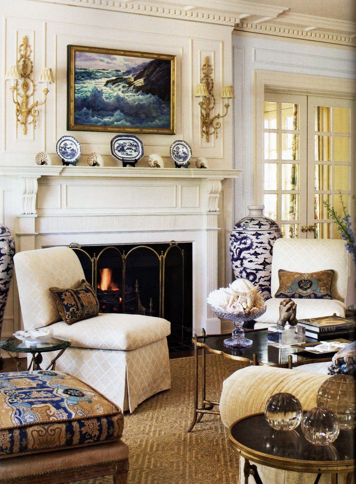 Traditional Italian Living Room Sets: Beautiful Living Room Decor With Carved Wood Italian Adam