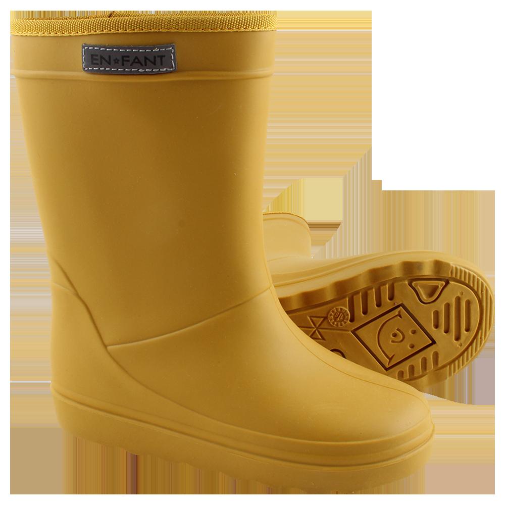 68c4694de5a1 EnFant TRITON Rain Boot Gumáky Yellow Čižmy Ugg