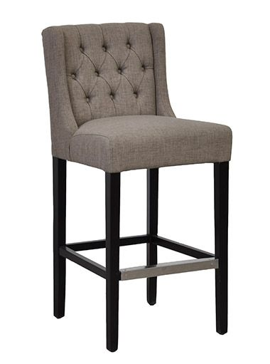"Classic Home Furnishings | Hallandale Bar Stool 30"" - Seagrass Item 