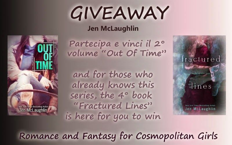 Romance and Fantasy for Cosmopolitan Girls: GIVEAWAY!!!!