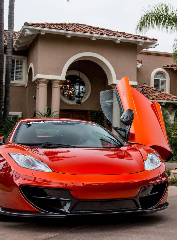 McLaren car nice image Mclaren cars, Expensive sports