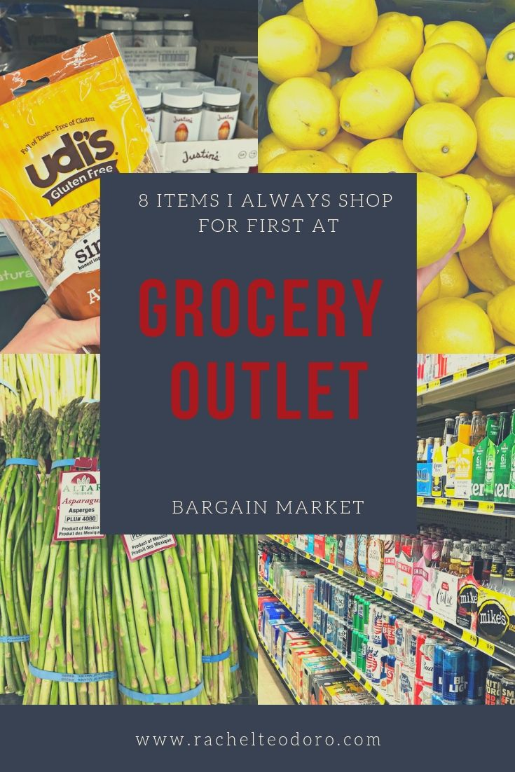 8 Items I Always Shop for First at Grocery Outlet