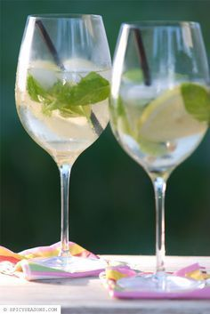 Photo of HUGO the aperitif from South Tyrol – light, tangy … delicious – recipe with picture
