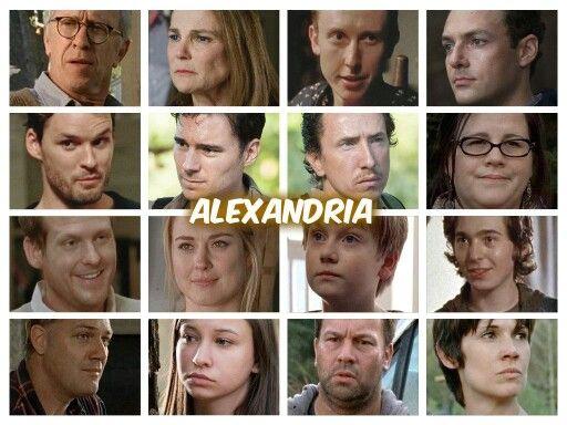 Alexandria people!