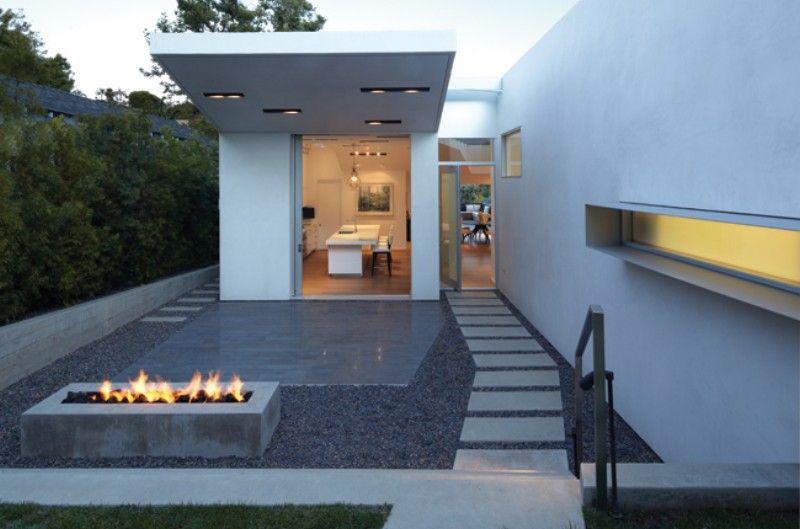 The Interesting Architecture Of A Custom Built Santa Monica Home Magnificent Custom Backyard Designs Minimalist