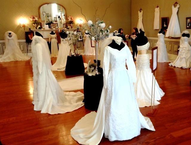 Wedding Dress Exhibit 2017
