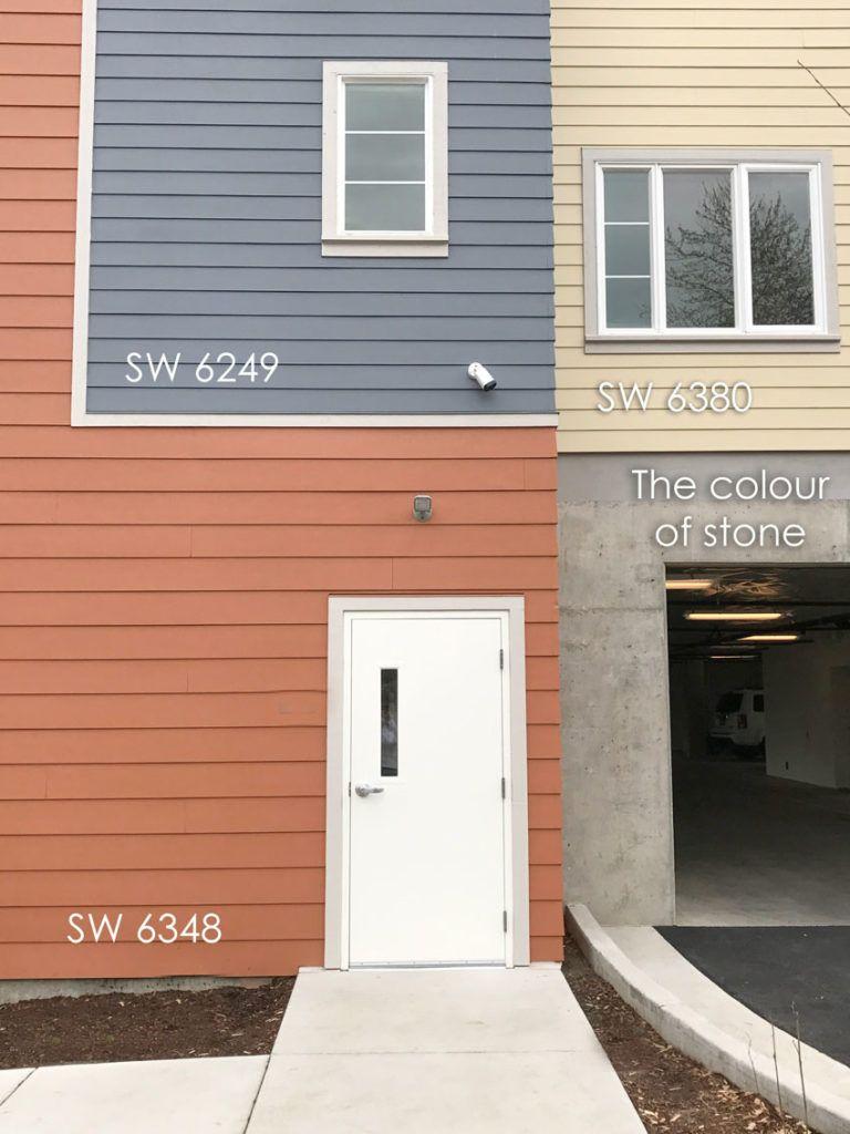 Best Exterior Colours for Apartment Buildings